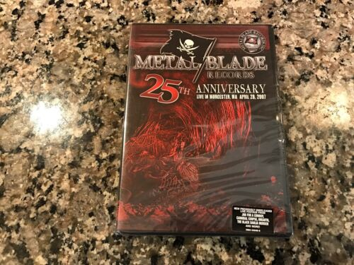 metal blade records 25th anniversary