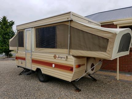 1986 Jayco Swan Caravan