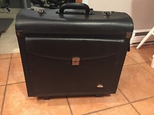 Monza italy rolling hard case luggage locking rolling