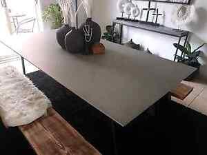 Indoor and outdoor dining table Llandilo Penrith Area Preview