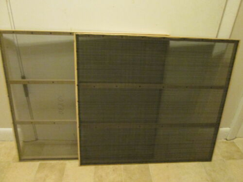 Clipper 2B seed cleaner screens