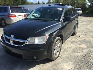 2009 Dodge Journey, R/T, New MVI