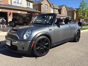2007 MINI COOPER S SUPERCHARGED