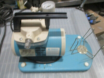 Schuco Schuco-vac 132 Aspirator Suction Pump Model 132
