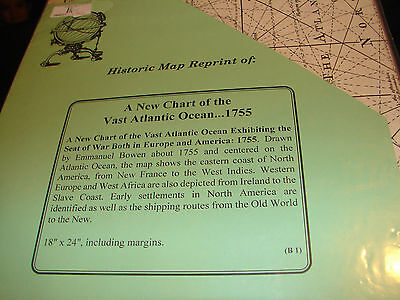 35- HIstoric Map Reprints New - Cancer Funddraiser