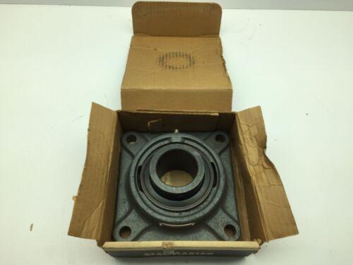 """SealMaster Morse MSF 35 Flange Bearing 2 3/16"""" Shaft"""