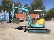 Yanmar Vio 40 Excavator  Horsham Horsham Area Preview