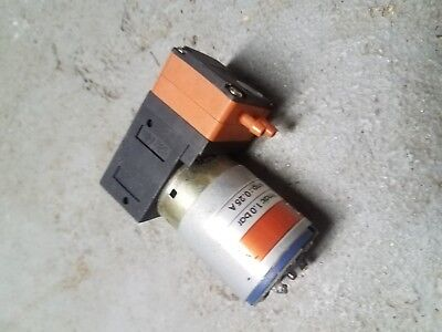 Wtech Ink Pump 24v .25a 1.0 Bar Flow Printer Fulid Motor Push Wvtech Tech Liquid