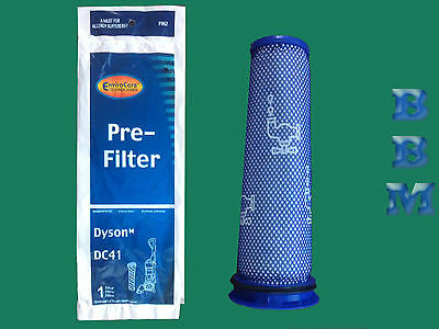 1 Dyson 920640-01 DC41 DC65 Allergy Pre Filter Excluive Plus Multi Floor Animal