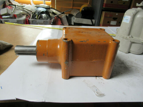 Woods Multi-Spindle Cutter Gearbox NEW 28448, 11000