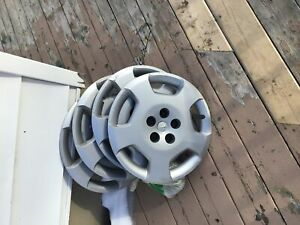 """17"""" wheel covers/hubcaps"""