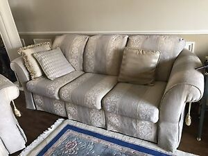 LIVING ROOM COUCH'S