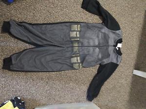 Batman pyjama onesie size 4 Northgate Brisbane North East Preview