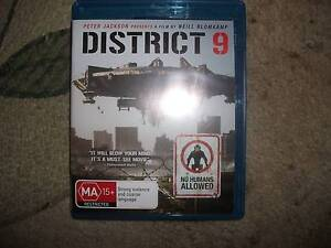 district 9 in bluray Scoresby Knox Area Preview