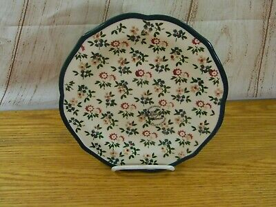 Brand New The Pioneer Woman Fall Flowers Salad Plate 8½