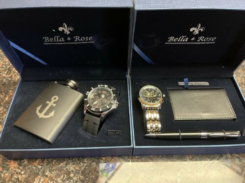 2- Boxed Watch Set - $22.00