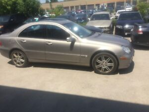 2001-2007 MERCEDES-BENZ C CLASS USED PARTS 416 417-0161