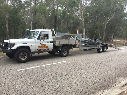 Trailer (Tilt Tray) Boondall Brisbane North East Preview