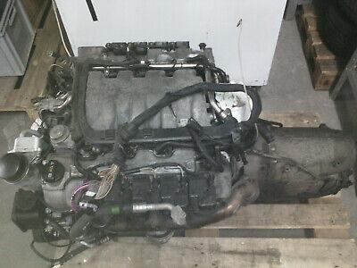 Mercedes Benz CLK W208 430 Motor und Getriebe 175tkm