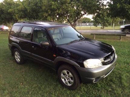 2002 Mazda Tribute Limited, Automatic, 4x4, Sunroof, 1yr Warranty Greenslopes Brisbane South West Preview