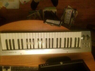 M audio midi keyboard 49