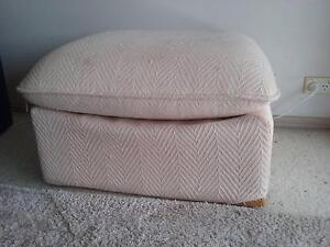 2 Large ottomans Kingston South Canberra Preview
