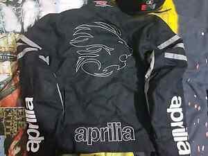 Aprilia motor jacket, helmet, holder 100 $ Newtown Inner Sydney Preview