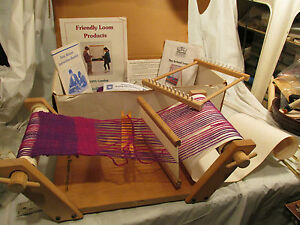peg loom weaving instructions