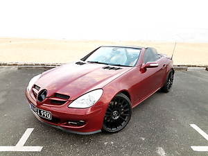 2007 MERCEDES BENZ  SLK350 Narre Warren North Casey Area Preview