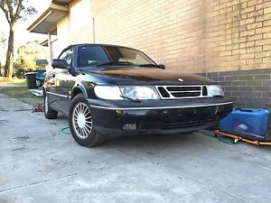 1994 Saab 900 Convertible Mount Clear Ballarat City Preview