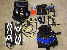 Scuba diving kit Thornlands Redland Area Preview