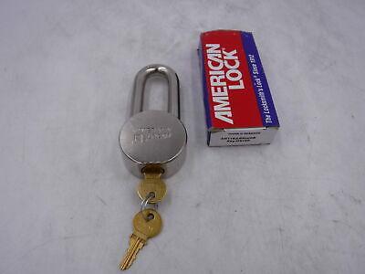 American Lock H11 Heavy Duty 2 Wide Lock 2 Keyed Alike New