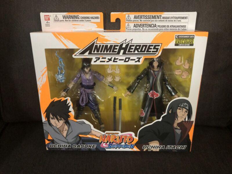 Anime Heroes Naruto Sasuke/Itachi
