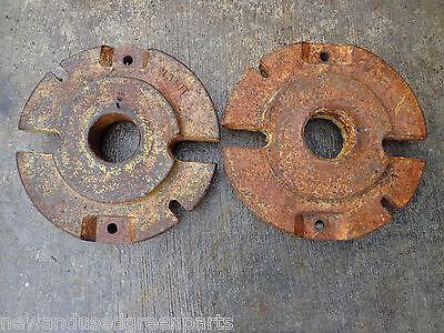 John Deere M M343t Rear Wheel Weights Set 2