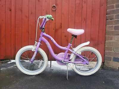 Schwinn Girls Jasmine Kids Bike, 16 inch (Age 4+)
