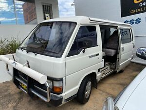 Toyota hiace pop top camper van 5 seater auto West Ryde Ryde Area Preview