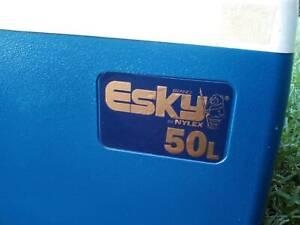50lt  Esky for camping