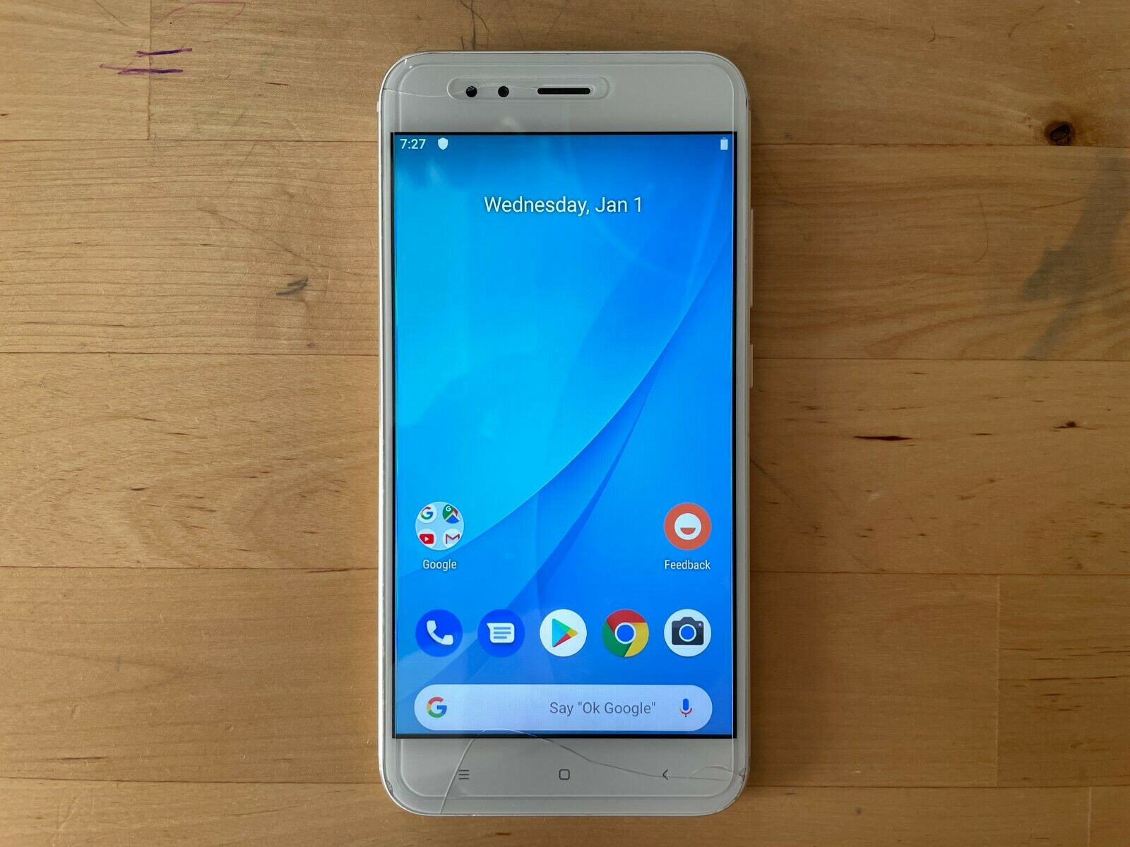 Android Phone - Xiaomi Mi A1 64GB Gold Smartphone Dual SIM Android - Great working condition
