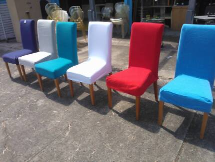 PADDED DINING CHAIR*CHOICE OF COLOUR*10 AVAIL*BANQUET*RECEPTION