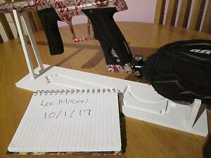 Brand New Paintball Marker / Gun Stand Strong and light fits most Paintball Gun