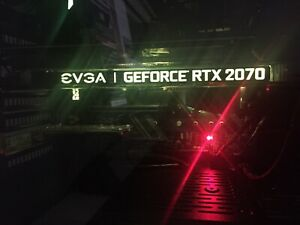 EVGA RTX 2070 XC Gaming 8GB VRAM (barely used) | Components