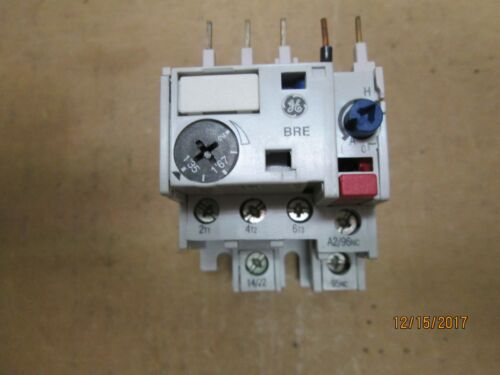 NEW OTHER, GENERAL ELECTRIC BRE2 OVERLOAD RELAY, 1.35-2 AMPS.