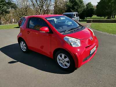 Toyota IQ Very Low Mileage Excellent Clean Car Full History, Cheap Car Bargain