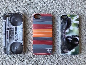 *THREE* iPhone 5/5s/SE Cases