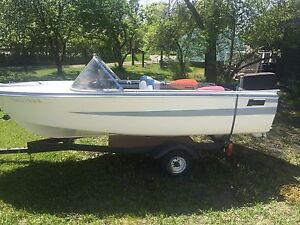 Great little fishing boat