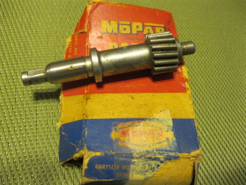 NOS Mopar 1936-1947 Dodge Truck Speedometer Pinion Drive Gear,16 tooth