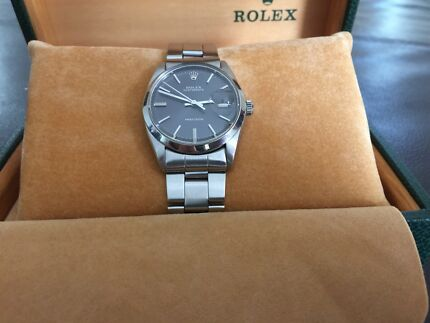 ROLEX Oysterdate Precision VINTAGE 1960 Perth CBD Perth City Preview