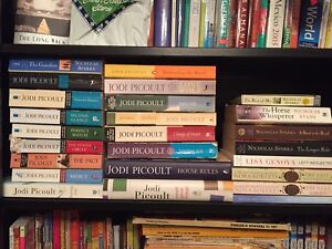 Jodi Picoult Books + other authors