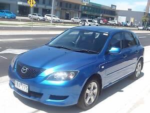 2005 Mazda Mazda3 Sedan Footscray Maribyrnong Area Preview
