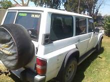 1990 Nissan Patrol 4.2 LT diesel with reg&rwc Fawkner Moreland Area Preview